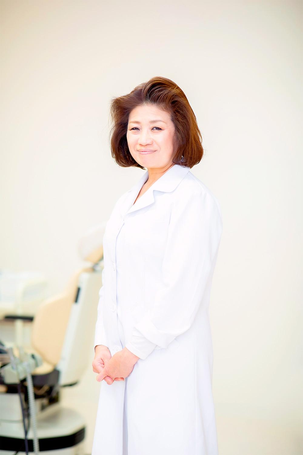 もとはら歯科クリニック・院長森川麗子